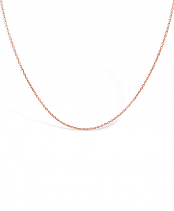 Rose Gold Link Chain