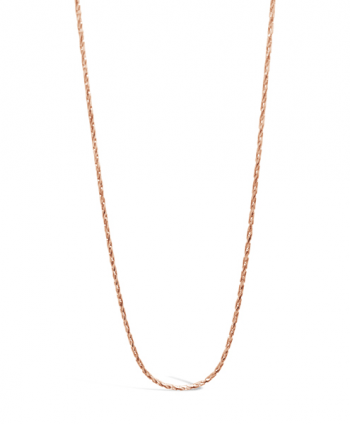 Rose Gold Spark Chain