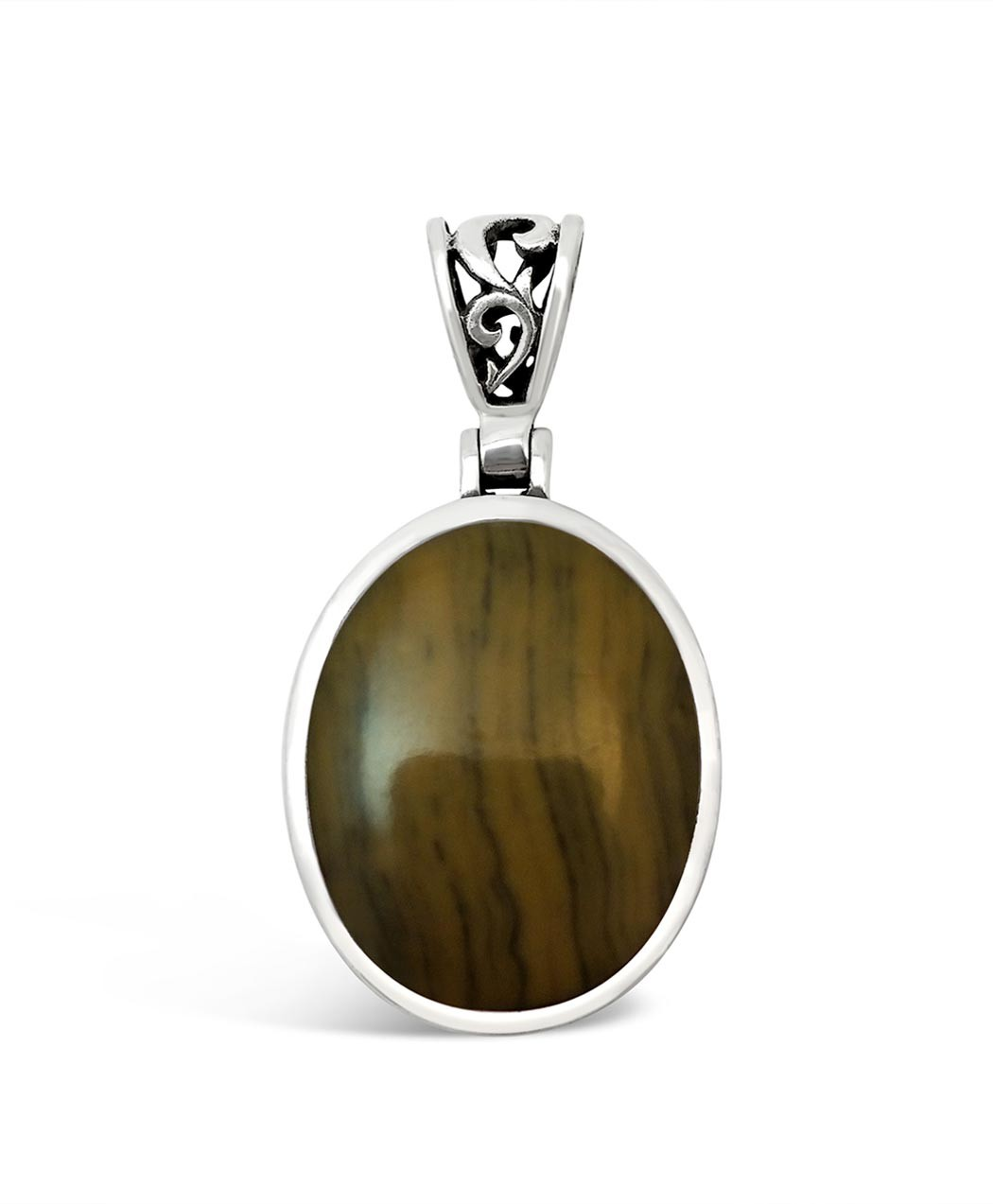 Tigers Eye Pendant