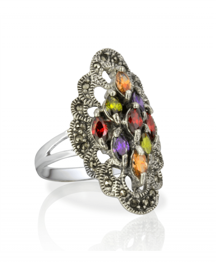 Marcasite and Cubic Ring