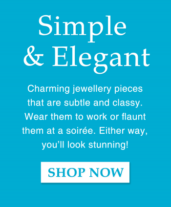 Simple & Elegant Jewellery
