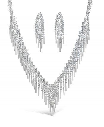Fringe Crystal Set - 254030