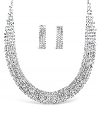 Crystal Duchess Collar Set - 254130