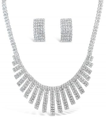 Crystal Bib Set - 254231