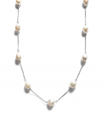 Genuine Baroque Pearl Necklace - 761199