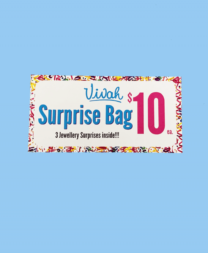 Surprise Bag with 3 Jewellery Items - 790000